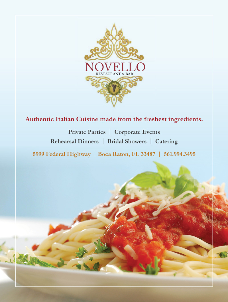 Italian Restaurant ad by Creations 4 You