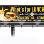 Billboard Steak House - Creations 4 You